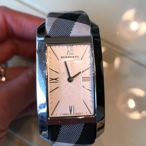 Authentic Burberry Watch